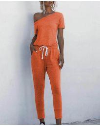 Overal - kód 510 - oranžová