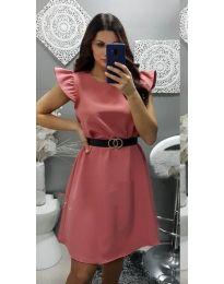Šaty - kód 703 - coral
