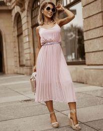 Šaty - kód 1249 - růžova