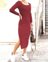Šaty - kód 2326 - bordeaux