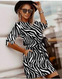 Šaty - kód 3060 - 3 - vícebarevné