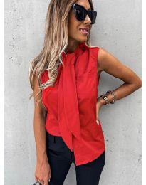 Košile - kód 5531 - červená