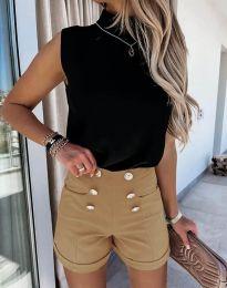Krátké kalhoty - kód 6815 - hnědý