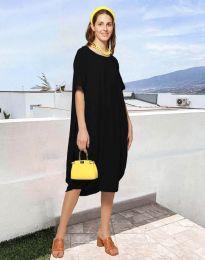 Šaty - kód 5554 - černá