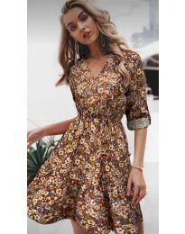 Šaty - kód 979 - 4 - barevné