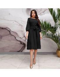 Šaty - kód 4571 - černá