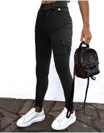Kalhoty - kód 2528 - 2 - černá