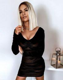 Šaty - kód 12080 - černá