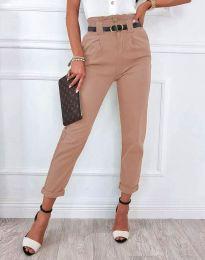 Kalhoty - kód 4655 - pudrová