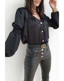 Košile - kód 1599 - 3 - černá