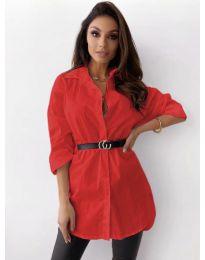 Košile - kód 5459 - červená