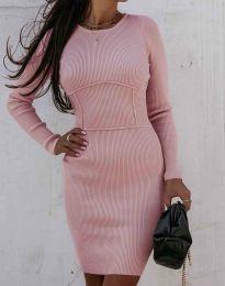 Šaty - kód 0891 - růžova