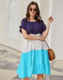 Šaty - kód 1039 - 2 - vícebarevné