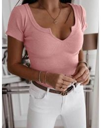 Tričko - kód 3667 - růžova