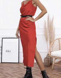 Šaty - kód 6231 - červená