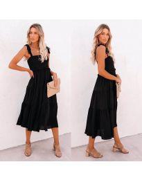 Šaty - kód 7791 - černá