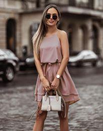 Šaty - kód 2104 - růžová