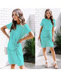 Šaty - kód 835 - modrý
