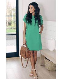 Šaty - kód 659 - zelená