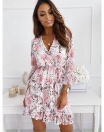 Šaty - kód 281 - bíla
