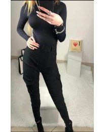 Kalhoty - kód 731 - 3 - černá