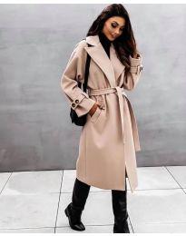 Kabát - kód 410 - bežová