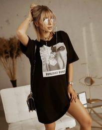 Šaty - kód 2919 - černá