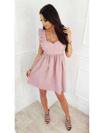 Šaty - kód 818 - růžová