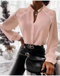 Košile - kód 9902 - růžová