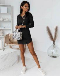 Šaty - kód 8856 - černá