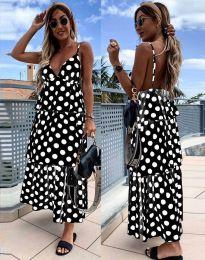 Šaty - kód 8192 - černá