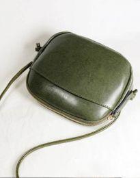 kabelka - kód B340 - olivově zelená