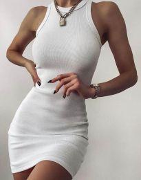 Šaty - kód 2470 - 1 - bílá