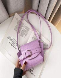 kabelka - kód B500 - fialová