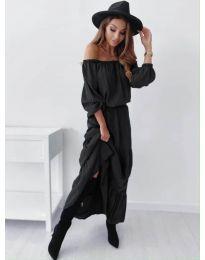 Šaty - kód 1317 - černá