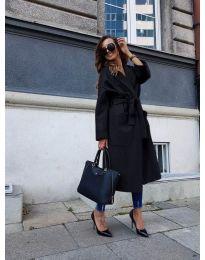 Kabát - kód 9099 - černá