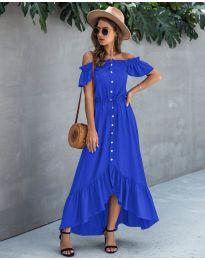 Šaty - kód 564 - modrá