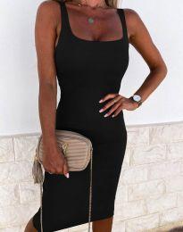 Šaty - kód 8899 - černá