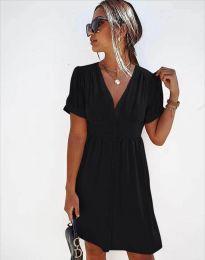 Šaty - kód 7394 - černá