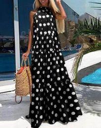 Šaty - kód 0288 - 1 - černá