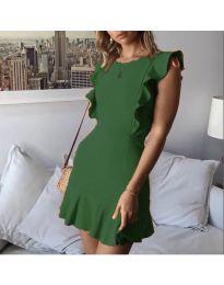 Šaty - kód 548 - zelená