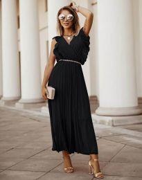 Šaty - kód 3320 - černá