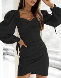 Šaty - kód 0363 - černá