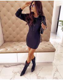 Šaty - kód 177 - černá