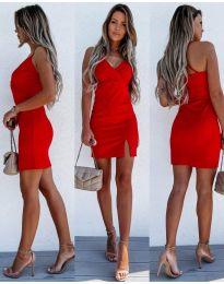Šaty - kód 8979 - červená