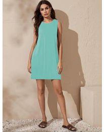 Šaty - kód 3075 - zelená