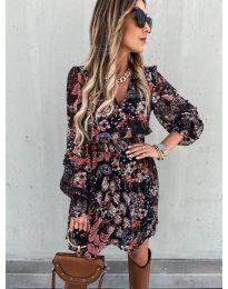 Šaty - kód 7712 - 2 - vícebarevné