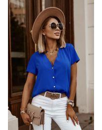 Tričko - kód 0606 - tmavě modrá