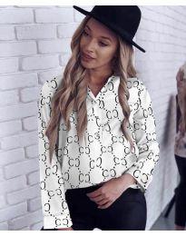 Košile - kód 338 - bíla