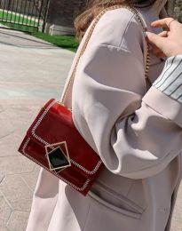 kabelka - kód B296 - červená